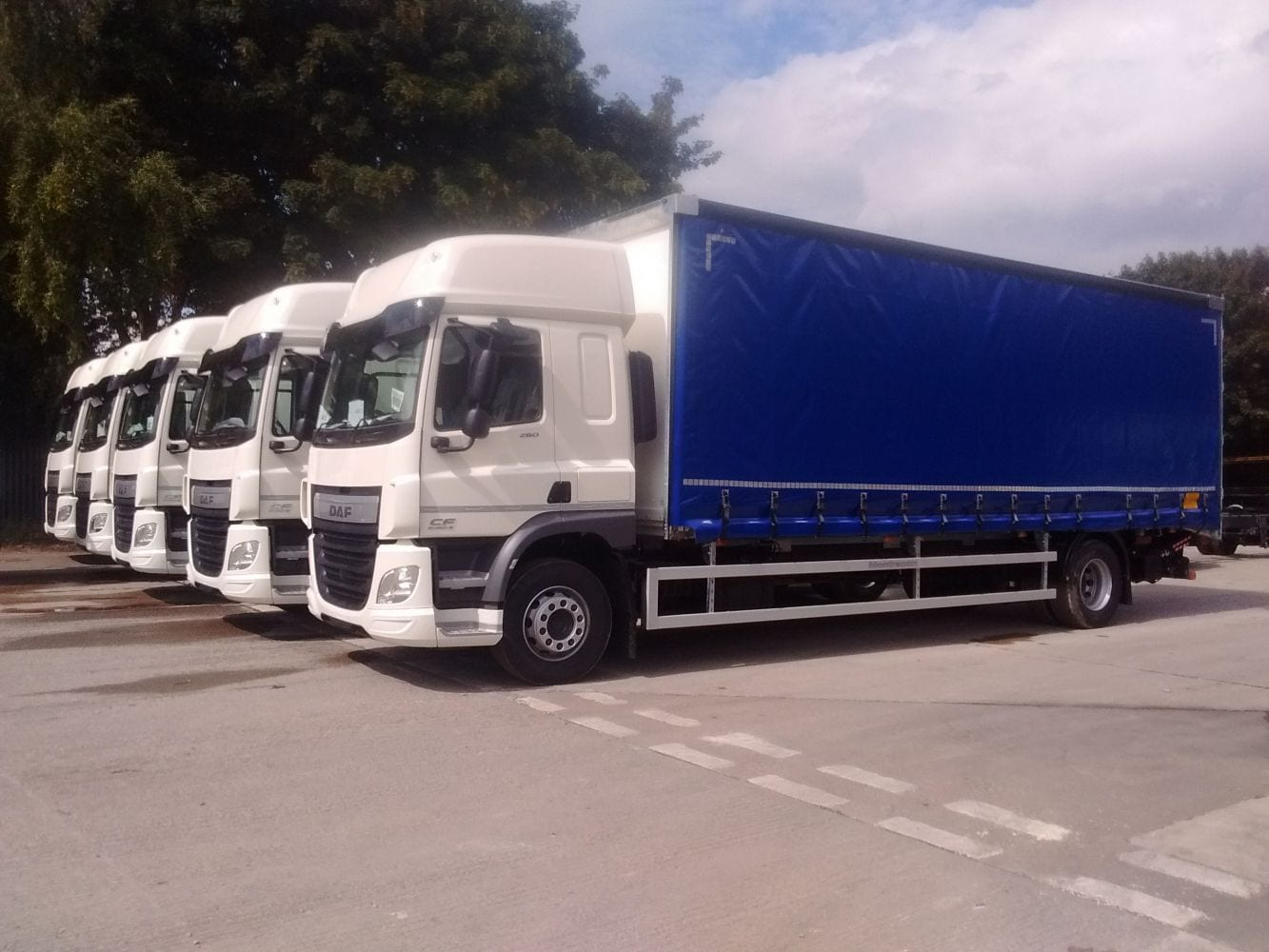 Quality Rigid Bodied Trailers 1