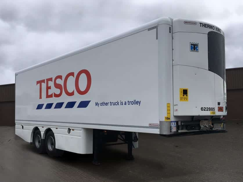 Tesco Refrigerated Trailers 2