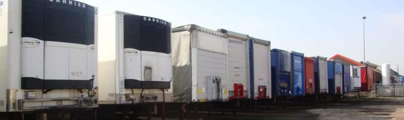 used trailers available