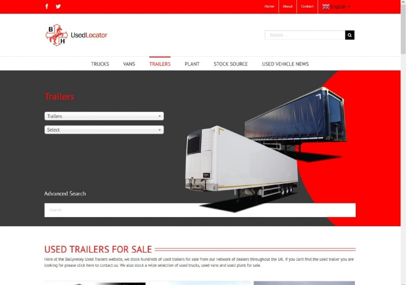 Montracon Trailers