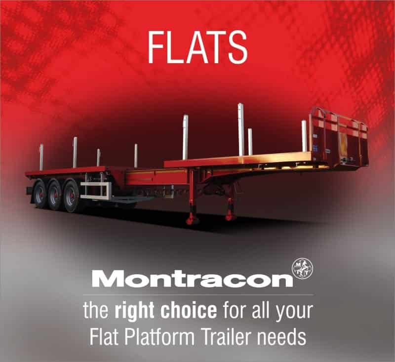 Flat Platform Trailers