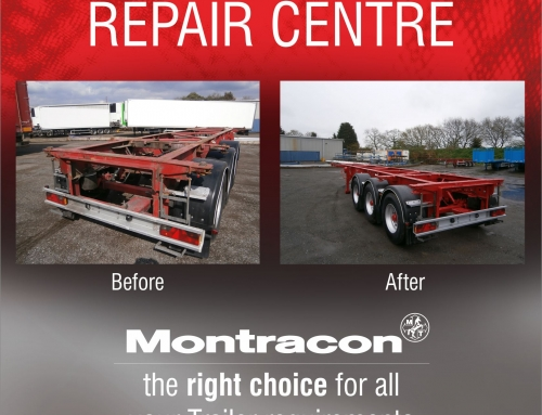 Montracon's Repair Centre Caters for all the Major Brands