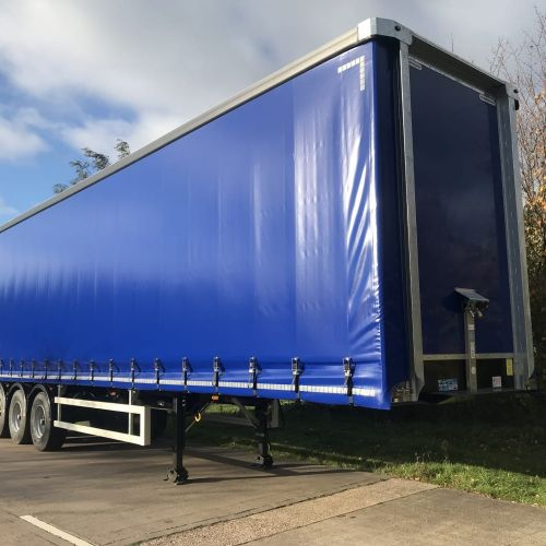 Montracon Curtainsider