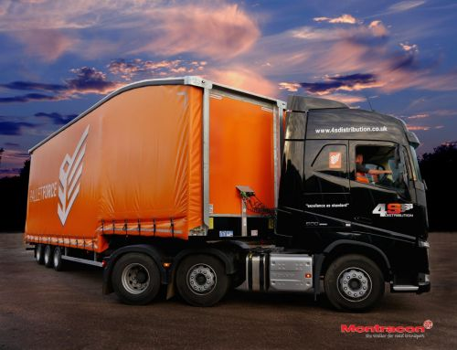 4s Distribution takes advantage of Montracon Pre-Liveried New Stock