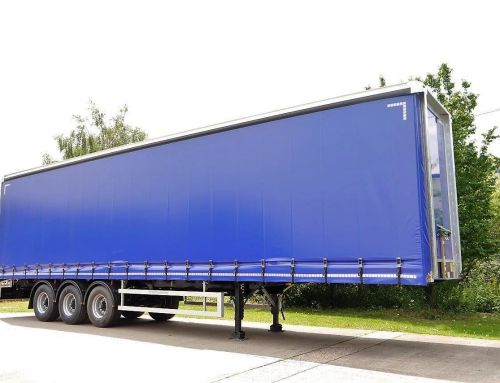Montracon 4.65m Curtainsider…