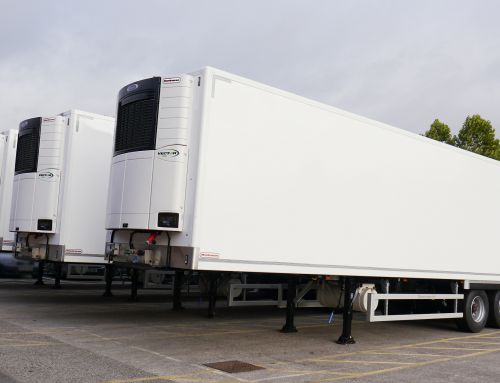 Montracon Refrigerated Trailers