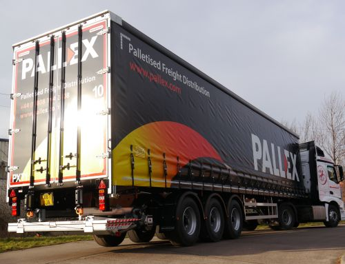 Pallex South West Ltd takes delivery with Safety in Mind