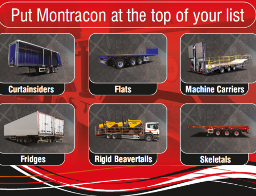 Make Montracon Your First Choice