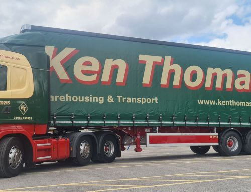 Ken Thomas chooses Montracon for its latest batch of new trailers