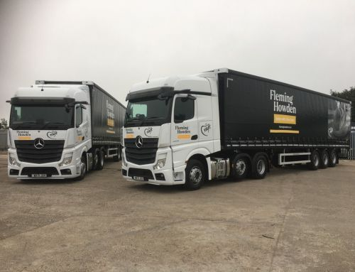 Quality Curtainsiders Delivered to Asset Alliance